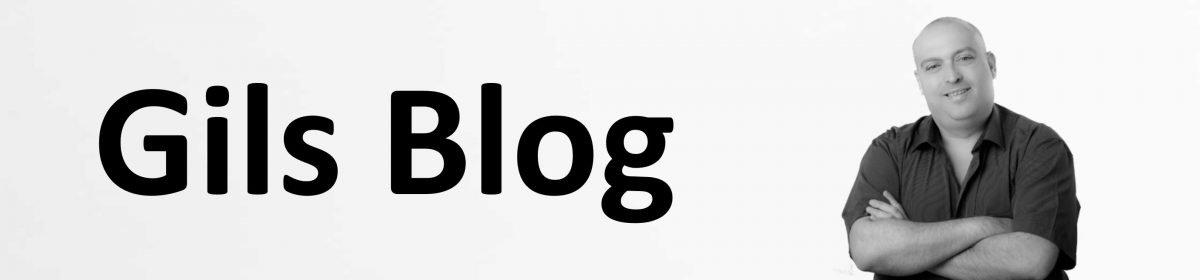 הבלוג של גיל